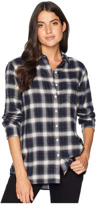 Pendleton Primary Flannel Shirt Women's Clothing