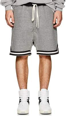 Fear Of God Men's Striped Cotton-Blend French Terry Shorts