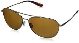 Kaenon Men's Driver Polarized Rimless Sunglasses