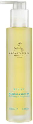 Aromatherapy Associates Revive Massage & Body Oil
