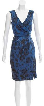 Stella McCartney Silk Leopard Print Dress w/ Tags