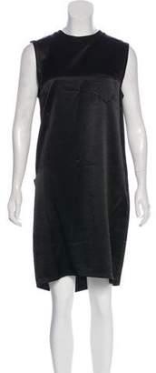 Alexander Wang Satin Sleeveless Dress