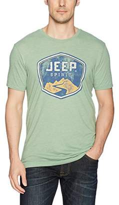 Lucky Brand Men's Jeep Spirit Graphic Tee