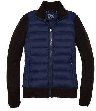 Andrew Marc Packable Knit Jacket