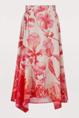 Peter Pilotto Printed maxi skirt