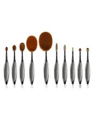 Artis Elite Smoke 10 Makeup Brush Set