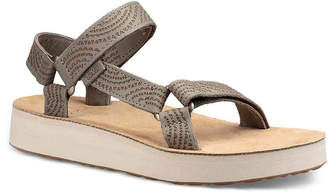Teva Midform Universal Geometric Wedge Sandal - Women's