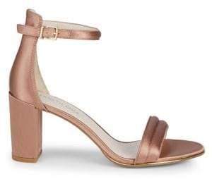 Kenneth Cole New York Lex Satin Strappy Sandals