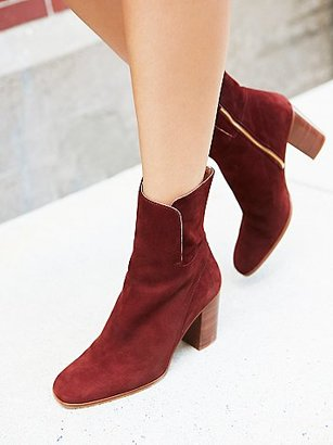 Breakers Heel Boot by FP Collection $178 thestylecure.com