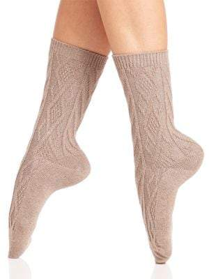 Ilux Demi Cable Ankle Socks