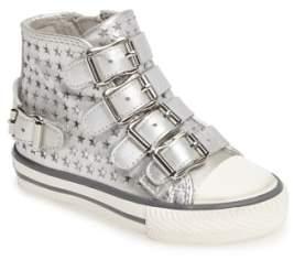 Ash Vava Starboss Buckle Strap High Top Sneaker