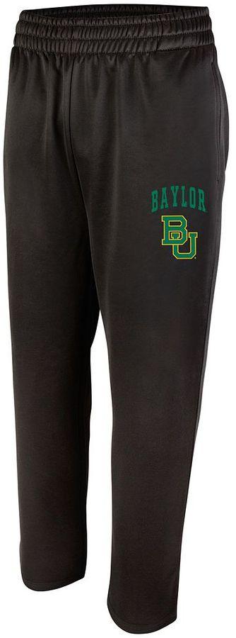 Colosseum baylor bears fleece athletic pants - men