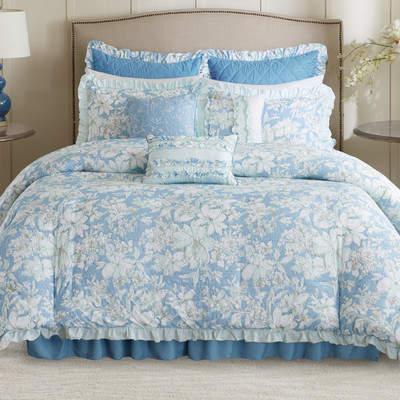 Wayfair Charlie 9 Piece Duvet Cover Set