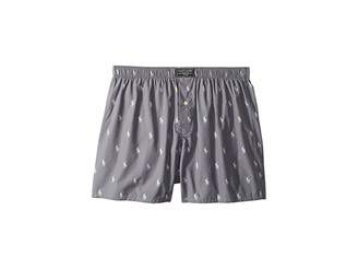Polo Ralph Lauren All Over Pony Print Woven Boxer