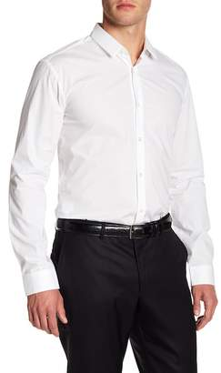 BOSS Ero Solid Slim Fit Shirt