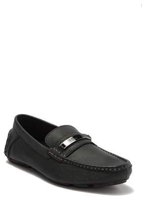 Calvin Klein Merve Weave Embossed Loafer