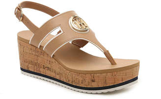 Tommy Hilfiger Gelia Wedge Sandal - Women's