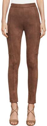 BCBGMAXAZRIA Prescott Faux-Suede Legging