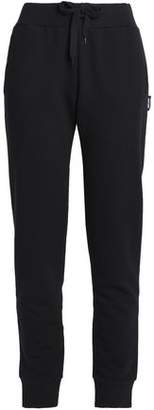 Just Cavalli Embellished French Cotton-Blend Terry Pajama Pants