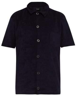 Howlin' - Light Flight French Terry Polo Shirt - Mens - Navy