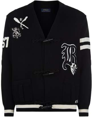 Polo Ralph Lauren Knitted Varsity Cardigan