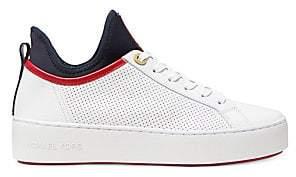 16ce8ea279c4 MICHAEL Michael Kors Women s Ace Leather High-Top Sneakers