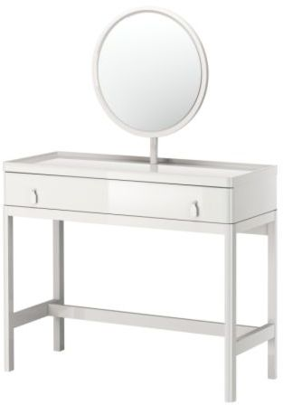 Vinstra Dressing Table With Mirror