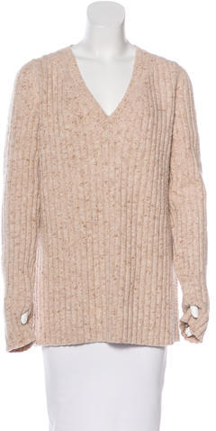Marc JacobsMarc Jacobs Cashmere V-Neck Sweater