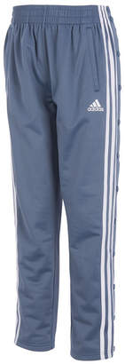adidas Iconic Snap Athletic Pants, Toddler Boys