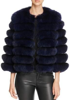 Maximilian Furs Nafa Fox Fur Coat - 100% Exclusive