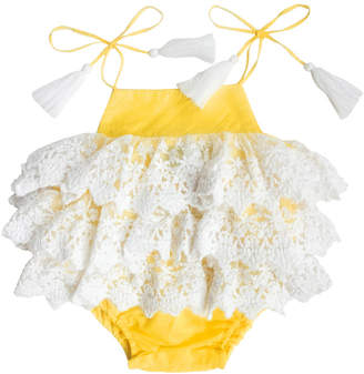 Co SOPHIE CATALOU Sophie Catalou Girls' Ruffle Romper