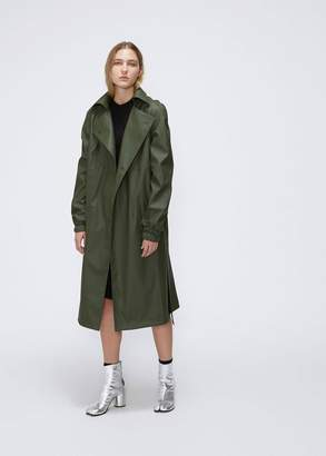 Paco Rabanne Double Breast Trench Coat