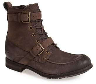 UGG 'Omsted' Moc Toe Boot