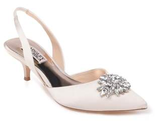 Badgley Mischka Salena Pointy Toe Pump