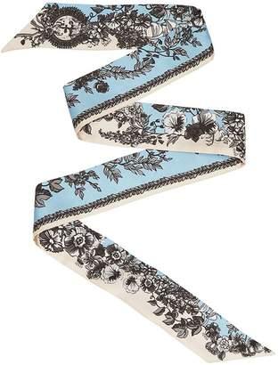 Fendi floral print wrappy