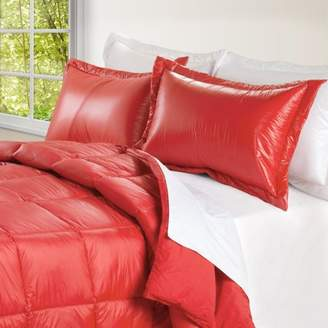 LOFT PUFF High Down Indoor/Outdoor Water Resistant Comforter with Extra Strong Nylon Cover