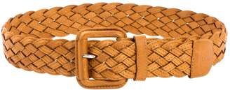 Chloé Camel Leather Belts