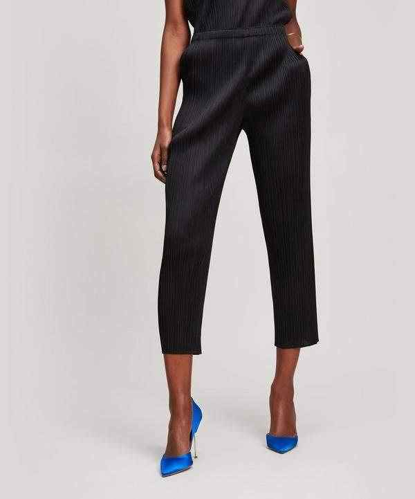 Basic Slim Trousers