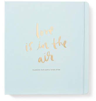 Kate Spade Bridal planner