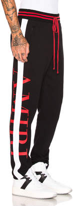 Amiri Stripe Sweatpant