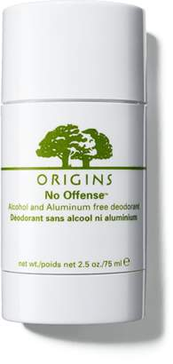 Origins Alcohol and Aluminum Free deodorant