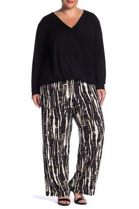 Tart Madison Fold-Over Waist Pants (Plus Size)