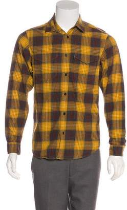 9a4983b4edc9 Yellow Flannel Shirt - ShopStyle