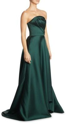 Jason Wu Silk Strapless Gown $4,995 thestylecure.com