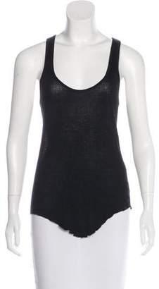 Etoile Isabel Marant Sleeveless Rib Knit Top