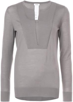 Akris Punto v-neck sweater