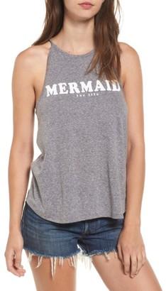 Women's Billabong Mermaid For Life Tank $24.95 thestylecure.com