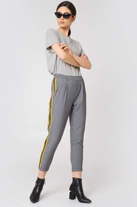 6b1af503d8 ... Sisters Point Nau Pants Grey Yellow Navy