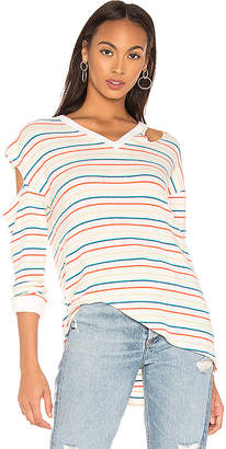 LnA Brushed Sky Sweater