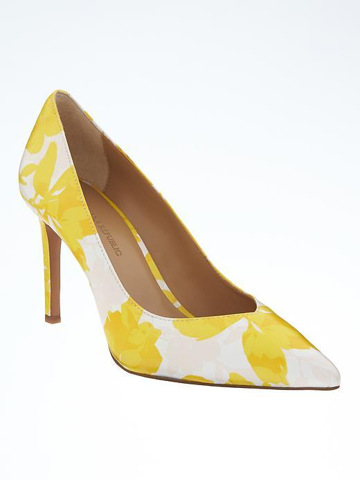 Banana Republic  Madison 12-Hour Pump